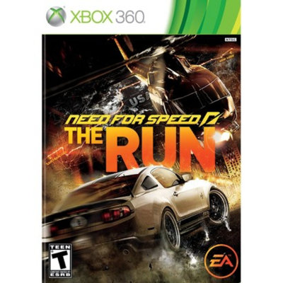 Electronic Arts Need for Speed: The Run (XBOX 360)