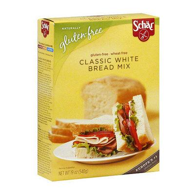 Schar Classic White Bread Mix