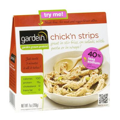 Gardein Chick'n Strips 40% Less Sodium