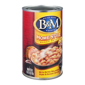 B&M Home Style Baked Beans