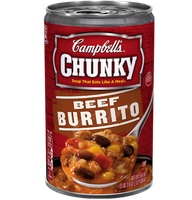 Campbell's® Chunky Beef Burrito Soup