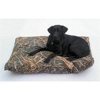 Hallmark 11005 Burgundy Dog Bed Cover - Xlarge