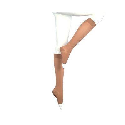 mediven comfort Compression Stockings 20-30 Calf Open Toe Natural II