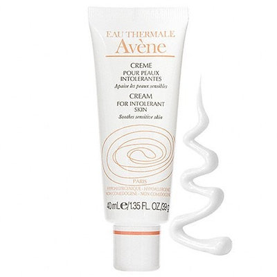 Avene Eau Thermale Skin Recovery Cream, 1.35-Ounce Package