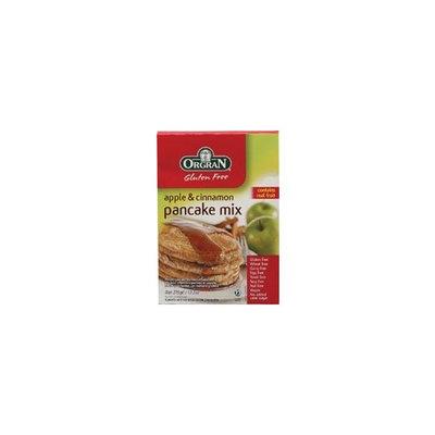 Orgran Pancake Mix Gluten Free Apple Cinnamon -- 13.2 oz