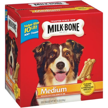 Milk Bone Milk-Bone Original Dog Biscuits; For Medium-Sized Dogs; 10 lb.