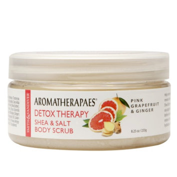 Aromatherapaes Salt & Sugar Detox Therapy, Pink Grapefruit & Ginger, 8.25 oz