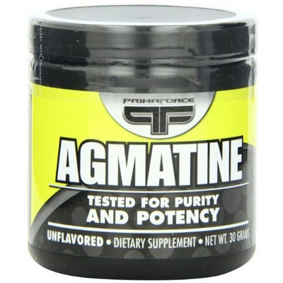 Primaforce Prima Force Agmatine Nutritional Supplement, 30 Gram