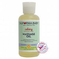 California Baby Massage Oil