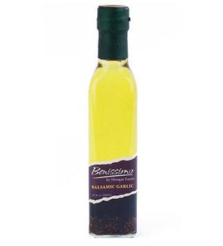 Benissimo Gourmet Oils Balsamic Garlic