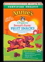 Annie's® Homegrown Bernie's Farm Fruit Snacks