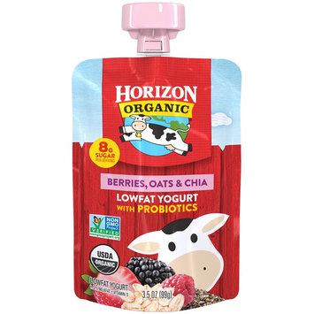 Horizon Berries, Oats & Chia Lowfat Yogurt with Probiotics