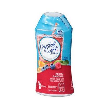Crystal Light Berry Sangria Liquid Drink Mix