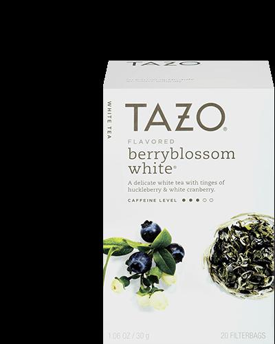 Tazo Berryblossom White®