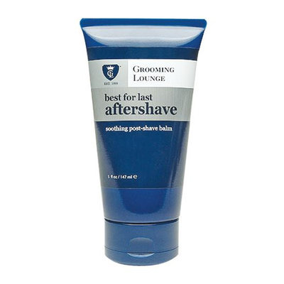 The Grooming Lounge Best For Last Aftershave 5 oz