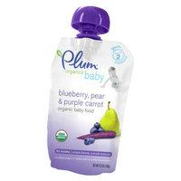 Plum Organics Simple Blends Blueberry