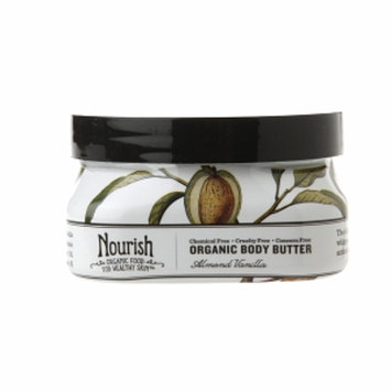 Nourish Organic™ Body Butter Almond Vanilla