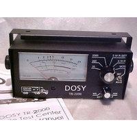 Redman CB Dosy CB Ham Radio SWR Watt Meter Tr2000 Mobile Remote 2000 watt test Center