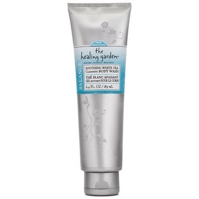 The Healing Garden Cleansing Body Wash - Soothing White Tea: 6.4 OZ