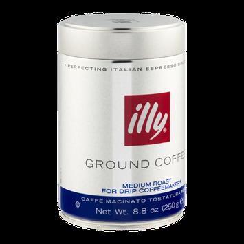 illy Ground Coffee Medium Roast