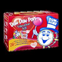 Dum Dum Pops Valentine Kit - 28 CT