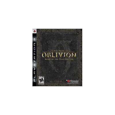 Bethesda Softworks The Elder Scrolls IV: Oblivion Game Of The Year Edition