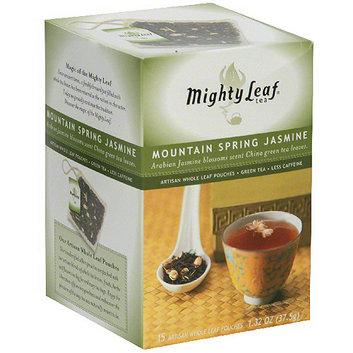 Mighty Leaf Organic Spring Jasmine Herbal Tea Bags