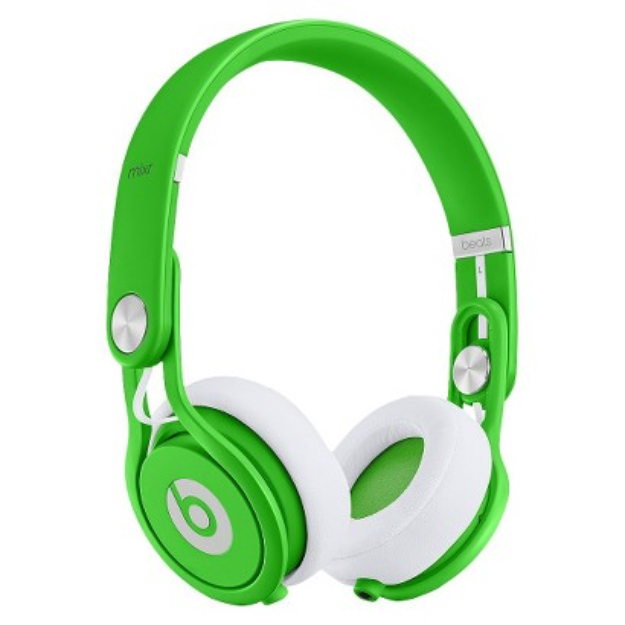 BEATS by Dr. Dre Beats by Dre Mixr Headphones - Neon Green