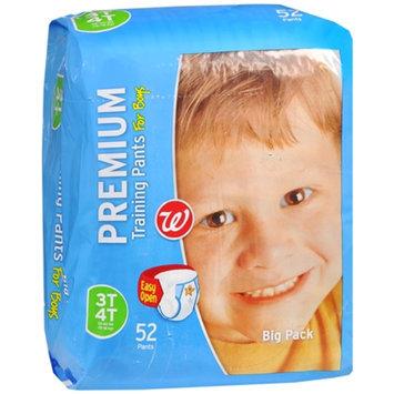 Walgreens Premium Boy Training Pants 3T/4T