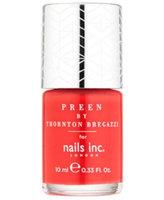 Nails.inc nails inc. Preen by Thornton Bregazzi Florida Coral Polish