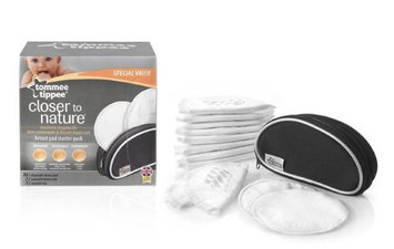 Babies R Us Tommee Tippee Closer To Nature Breast Pad Starter Pack
