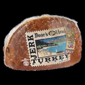 Boar's Head Turkey Breast Spicy Jerk