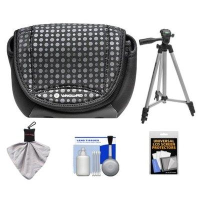Vanguard Nivelo 18 Mirrorless Interchangeable Lens Digital Camera Case (Black) with Tripod + Accessory Kit