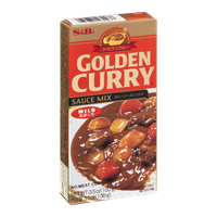 S&B Golden Curry Sauce Mix Mild