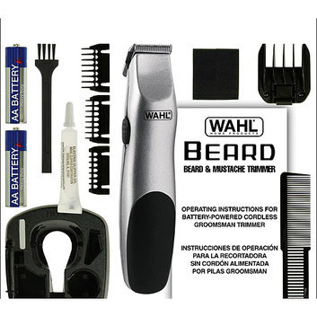 Wahl Beard and Moustache Trimmer