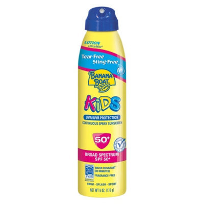 Banana Boat Kids UltraMist Lotion Continuous Spray Sunscreen