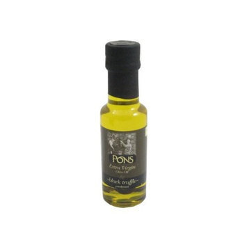 Black Truffle Oil (Extra Virgin Olive Oil Infused With Black Truffle) by Casa Pons