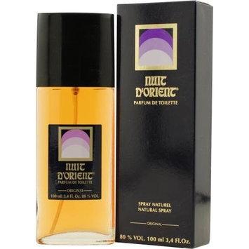 Nuit D'orient By Coryse Salome For Women Parfum De Toilette Spray 3.3 Oz