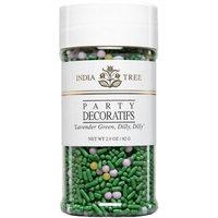India Tree Lavender Green Decoratifs, 2.9 oz (Pack of 3)