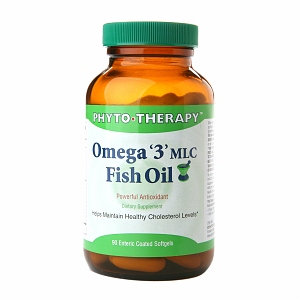 PHYTO-THERAPY Omega-3 MLC Fish Oil