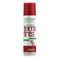 Alba Terra Tints Natural Tinted Lip Balm SPF8
