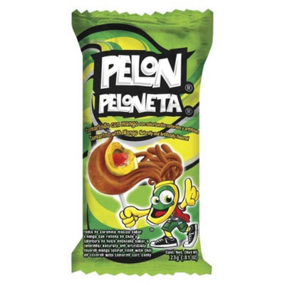 Hershey's Pelon Peloneta Tamarind with Mango Lollipop