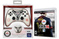 PDP FIFA 14 and EA SPORTS Football Club Official Wired Controller Bundle