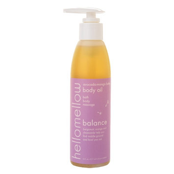 hellomellow Avocado-Mango Butter Body Oil