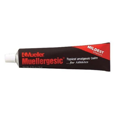 Mueller Muellergesic, 2.75-Ounce Tube