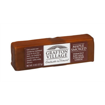 Grafton Village Cheese Bar Cheddar Maple Smoked