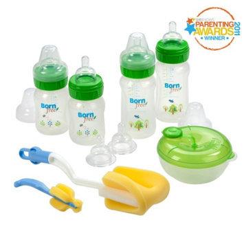 BornFree Deco Bottle Natural Feeding Gift Set