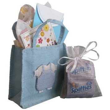 Spiffies Baby Gift Pack, Blue
