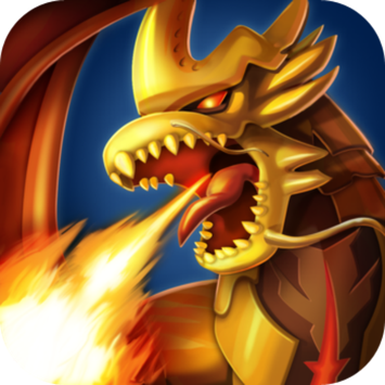 GREE, Inc. Knights & Dragons