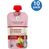 Peter Rabbit Organics Strawberry and Banana